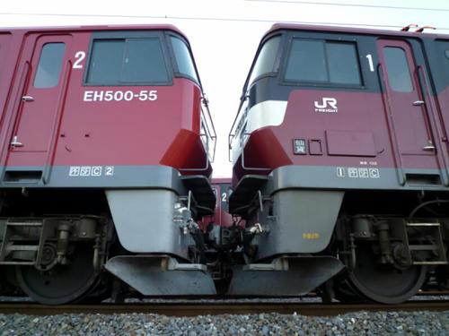 EH500(2次形と3次形)