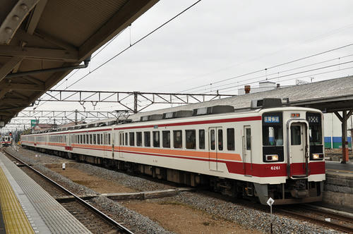東武6050系・その2