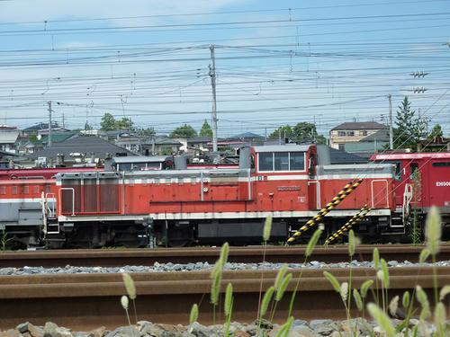 DE10 3504号機