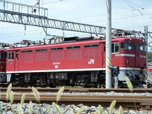 ED75 140号機