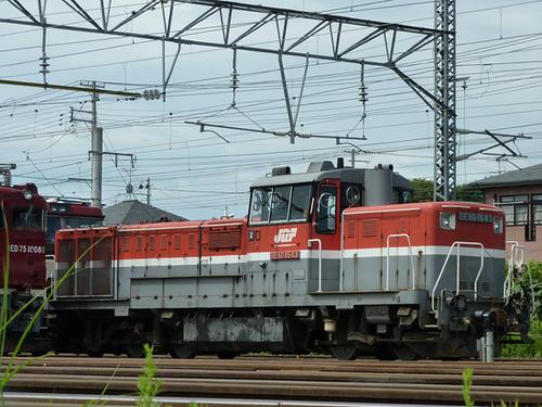 DE10 1643号機