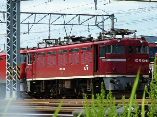 ED75 1008号機