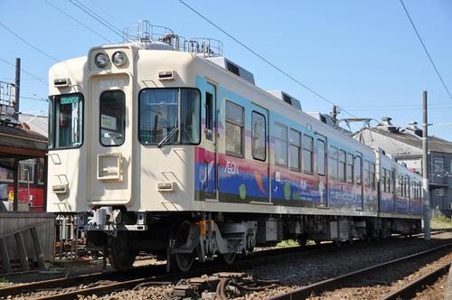 クハ2500形(2502)+デハ2000形(2002)・その1