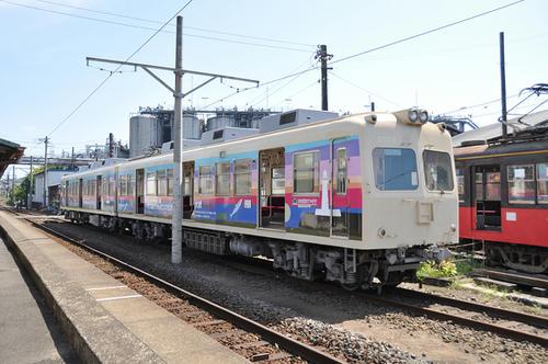 クハ2500形(2502)+デハ2000形(2002)・その2