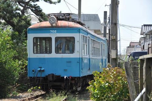 デハ700形(702)