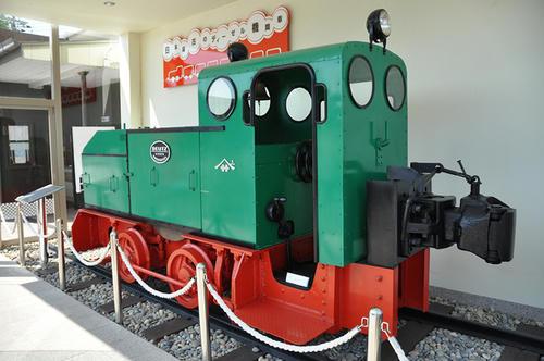 日本最古のディーゼル機関車・その2