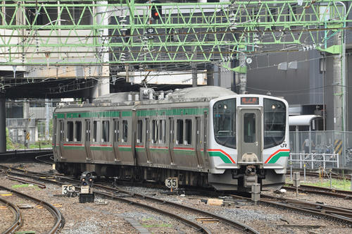 E721系(常磐線・原ノ町駅行き)
