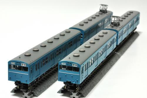 TOMYTEC:国鉄72系アコモ改造車(スカイブルー)