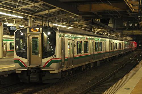 E721系(2011年12月31日・その2)