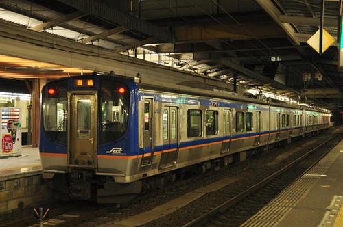 仙台空港鉄道SAT721系(2011年12月31日)