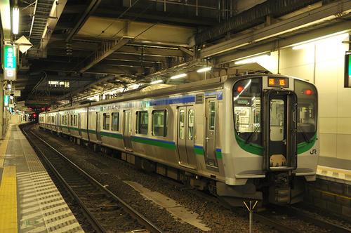 E721系500番台(2011年12月31日)