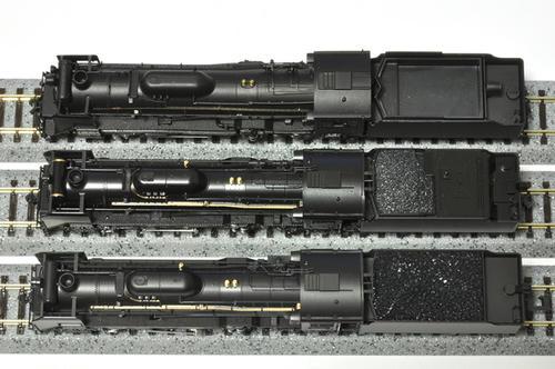 KATO:D51標準形・その4