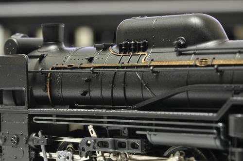 KATO:D51標準形・その9