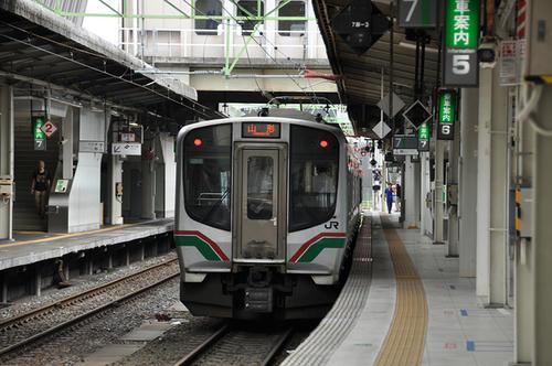 E721系0番台P-33編成(2012年8月14日)