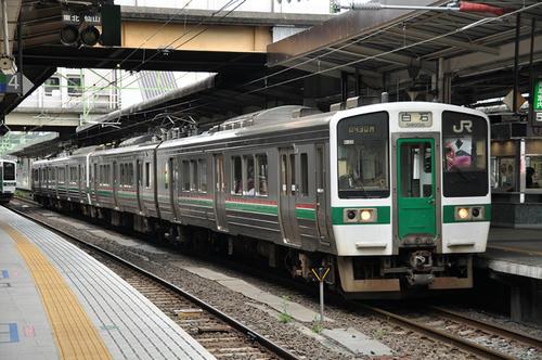719系0番台H-25編成(2012年8月14日)