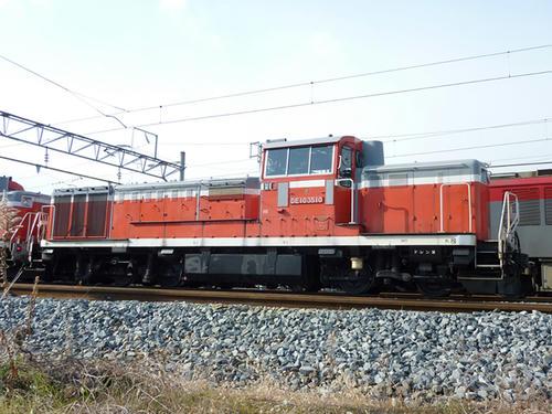 DE10 3510(2013年1月2日)