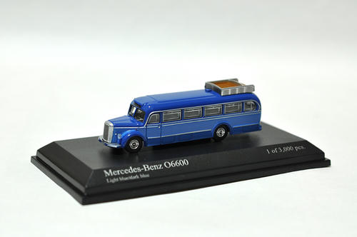 MINICHAMPS:Mercedes-Benz O6600 バス 1950