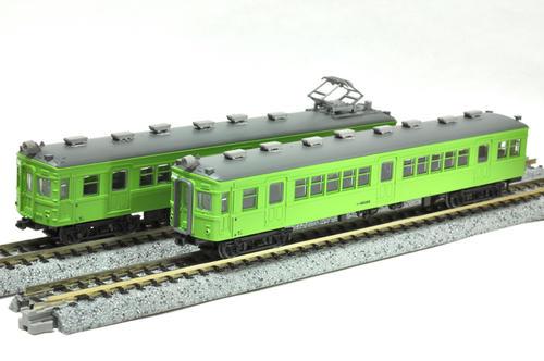 TOMYTEC:鉄コレ 国鉄40系仙石線2輛セットA