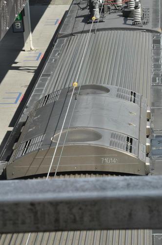 AU710A屋根置き形クーラー