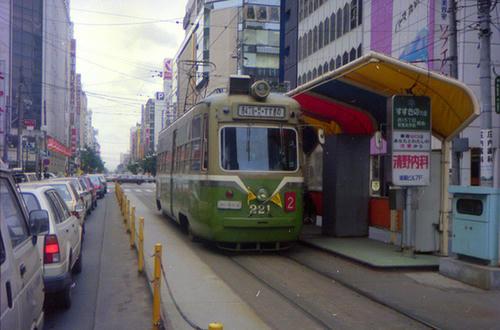 札幌市交通局220形電車