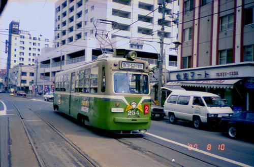 札幌市交通局250形電車