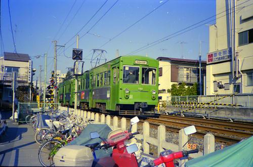 東急世田谷線デハ150形電車