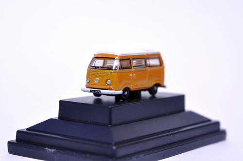 OXFORD:VW Camper(Marino Yellow/White)