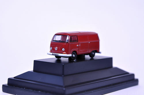OXFORD:VW Camper(Senegal Red/White)