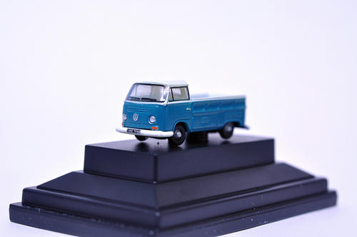OXFORD:VW Pick Up(Emerald Green/Arcona White)