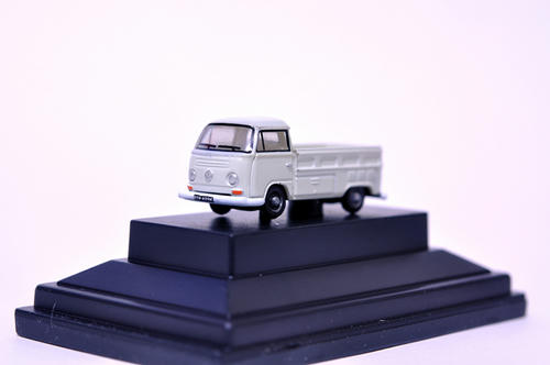 OXFORD:VW Bay Window Pick Up(Pastel White)