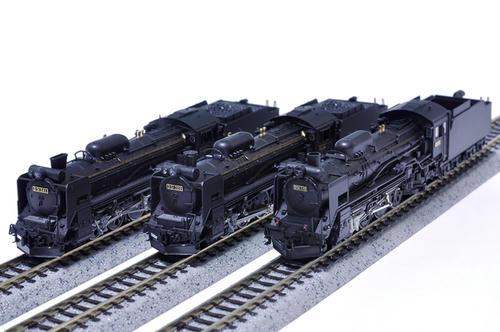 各種「北海道形」D51