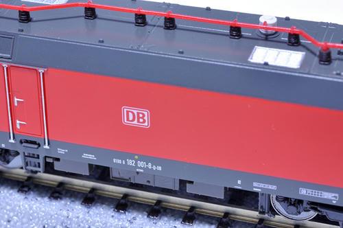 Freischmann:BR182, DBAG・その4