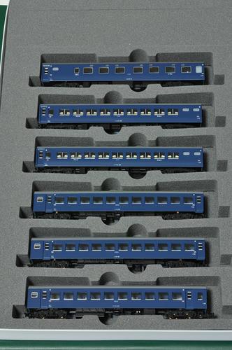 KATO:10系寝台急行「日南3号」6輌増結セット
