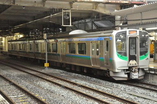 E721系500番台(2014年8月16日)