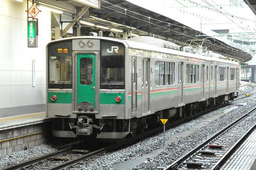 701系(2014年8月16日)