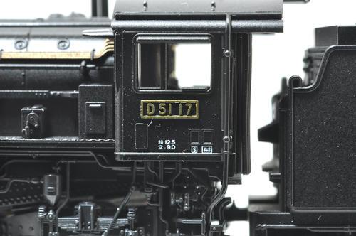 KATO:D51一次形(東北仕様)・その11