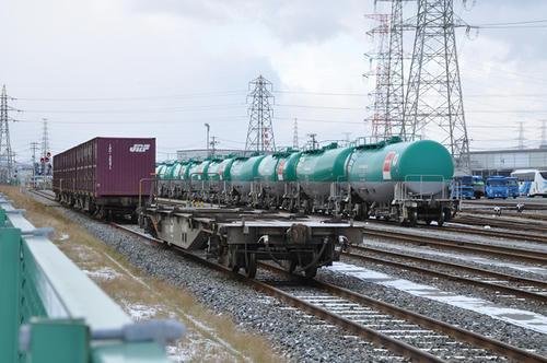 仙台臨海鉄道の風景・2015年年初