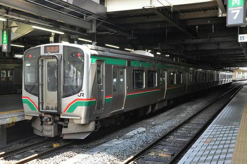 E721系0番台(2015年8月15日)