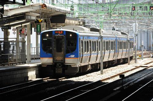 仙台空港鉄道SAT721系(2015年8月15日)