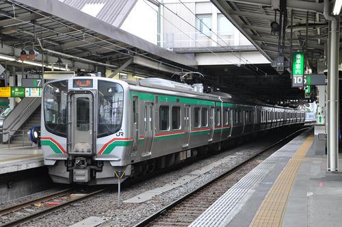 E721系0番台(2016年8月14日)