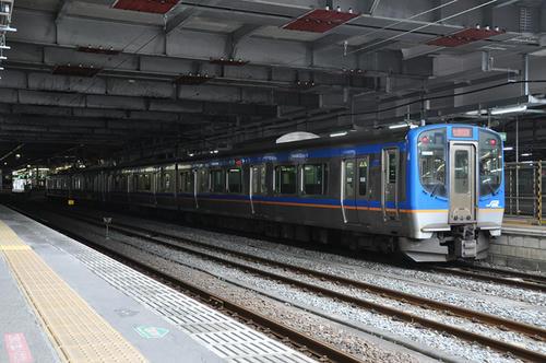 仙台空港鉄道SAT721系(2016年8月14日)