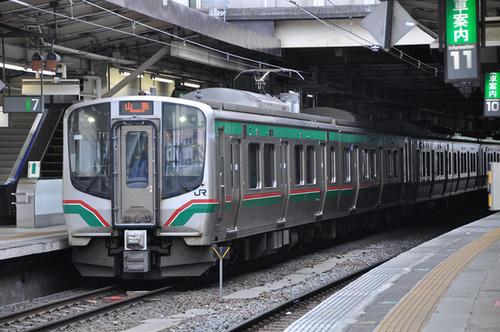 E721系0番台・その2(2016年12月31日)