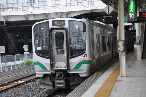 E721系1000番台(2017年8月14日)