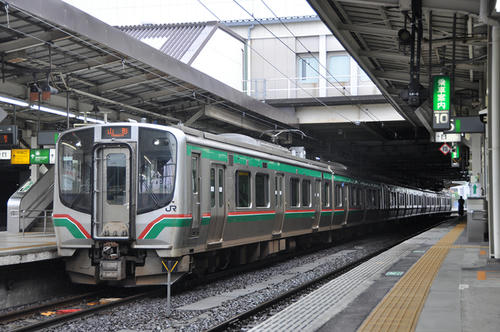 E721系0番台・その1(2017年8月14日)
