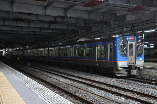 SAT721系+E721系500番台・その1(2017年8月14日)