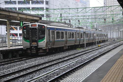 SAT721系+E721系500番台・その2(2017年8月14日)