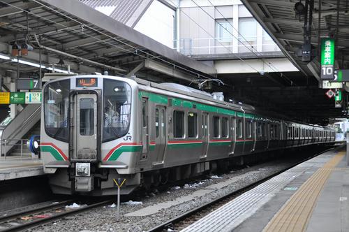E721系0番台(2017年12月31日)