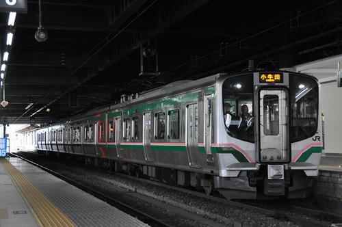 E721系1000番台(2017年12月31日)