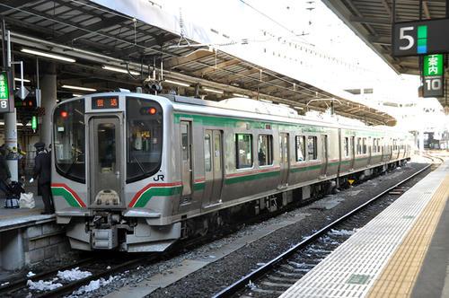 E721系0番台(2018年12月31日)
