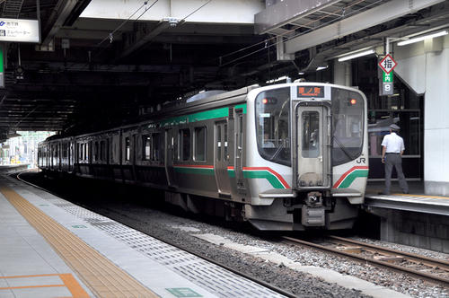 E721系0番台・その2(2018年8月14日)